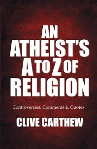 An Atheist's A to Z of Religion