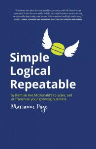 Simple, Logical, Repeatable
