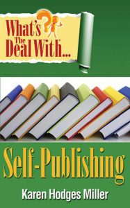 What's the Deal with Self-Publishing?